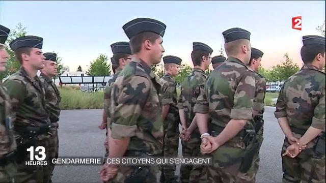 Gendarmerie : ces citoyens qui s'engagent