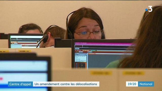 Centre d'appel : un amendement contre le délocalisations