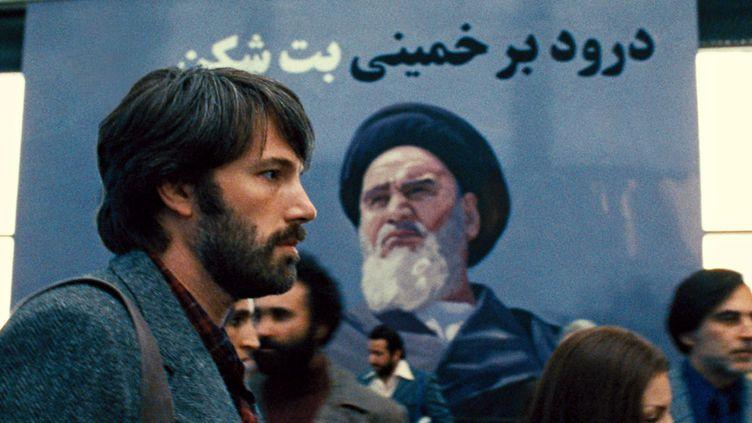 L'acteur Ben Affleck dans son propre filmnArgo, sacré aux Oscars 2013 et à l'origine de la colère de Téhéran. (KOBAL / THE PICTURE DESK / AFP)