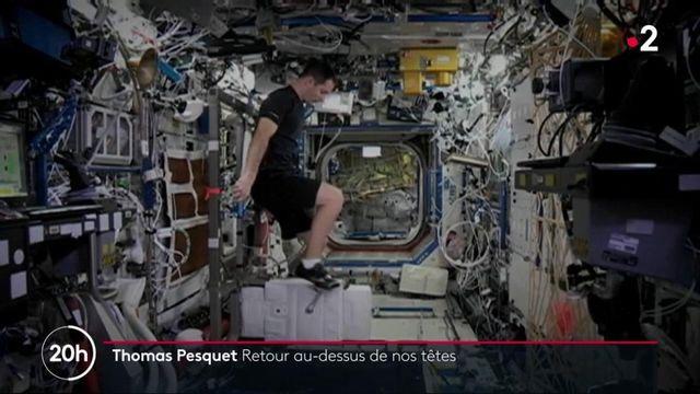 Espace : nouvelle aventure spatiale pour Thomas Pesquet en 2021