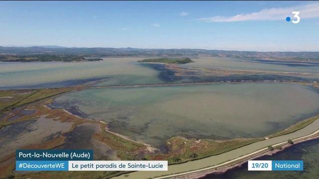 Aude : Sainte-Lucie, havre de tranquillité