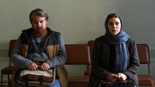 """Alireza Motamedi et Sahar Dolatshahi dans """"Reza"""". (Norte Distribution)"""