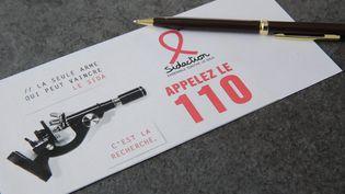L'espérance de vie des personnes séropositives sous traitement est la même que celle de la moyenne des Français. (Photo d'illustration) (MAXPPP)