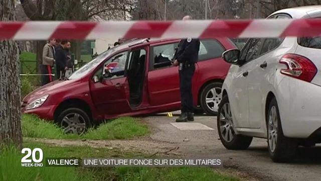 Valence : un homme prend pour cible des militaires devant la grande mosquée