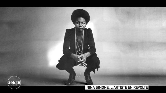 """VIDEO. """"Je vais me lever et être cette voix"""" : quand Nina Simone décide de mettre son énergie dans la défense des droits civiques"""