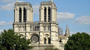La cathédrale Notre-Dame de Paris, le 15 juin 2019. (BERTRAND GUAY / AFP)
