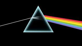 "La pochette mythique de l'album de Pink Floyd ""The Dark Side of the Moon"".  (George Hardie de Hipgnosis / Pink Floyd)"