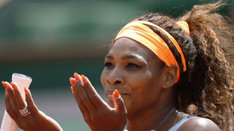 Serena Williams (THOMAS COEX / AFP)