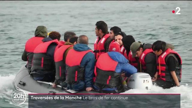 Traversées de la Manche : les tensions montent entre la France et le Royaume-Uni