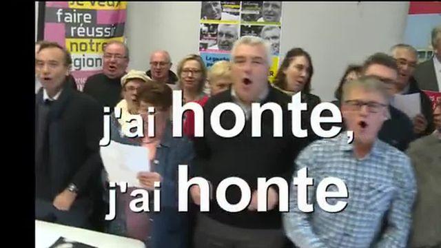 """""""Quand Le Pen Monte"""""""