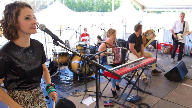 Les Babel Rush en concert au Festival de Carcassonne  (Festival de Carcassonne)