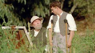"""Michel Bouquet et Vincent Rottiers dans """"Renoir"""" de Gilles Bourdos  (Mars Distribution )"""