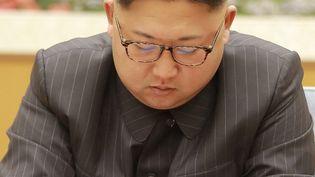 Kim Jung-un a passé cinq ans en Suisse pour étudier, dans les années 1990. (STR / KCNA VIA KNS)
