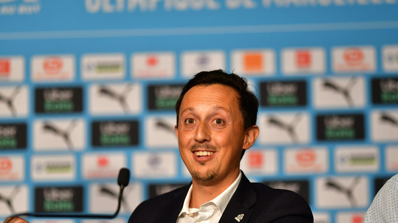 """Pablo Longoria : """"Il faut comprendre l'histoire du club"""" , prévient le nouveau président de l'Olympique de Marseille"""