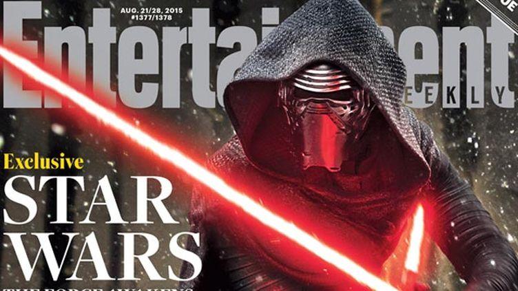 (Ces nouvelles images du prochain Star Wars sont révélées par Entertainement Weekly © Capture d'écran)