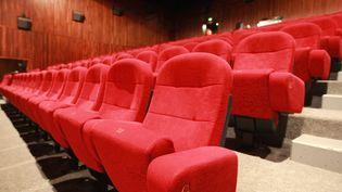 Une salle de cinéma, illustration. (VINCENT VOEGTLIN / MAXPPP)
