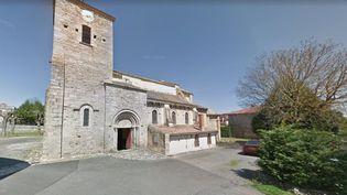 Capture écran Google Maps de la commune de Saint Myon (Puy-de-Dôme), le 9 août 2019. (GOOGLE MAPS)