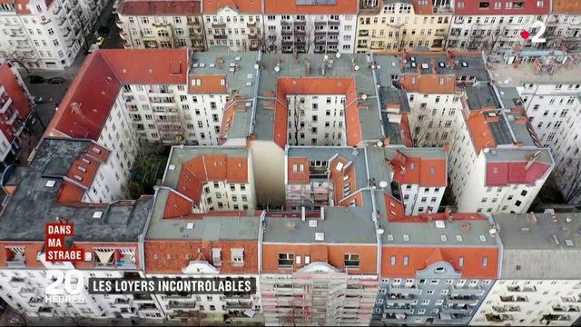 Immobilier : les loyers flambent à Berlin