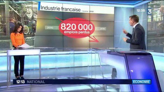 Économie : la France ne perd plus d'usines