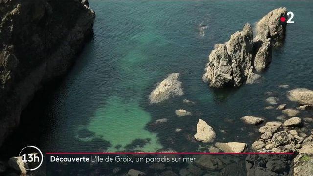 Bretagne : vidée de ses touristes, l'île de Groix renoue avec sa nature sauvage