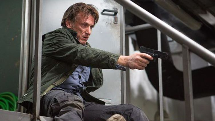 """Sean Penn dans """"Gunman"""" de Pierre Morel  (StudioCanal)"""