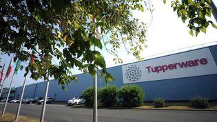 L'usine Tupperware de Joué-les-Tours (Indre-et-Loire) était en activité depuis 1973. (JEAN-FRANCOIS MONIER / AFP)