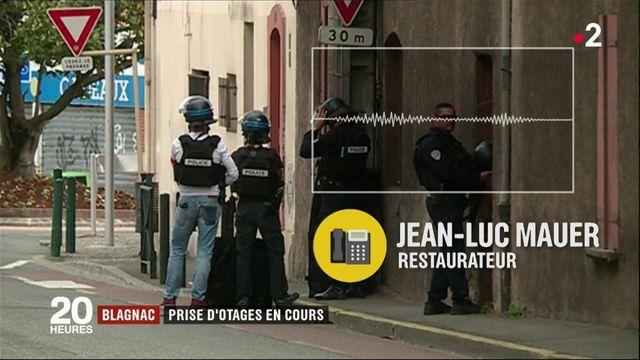Blagnac : quatre femmes prises en otage dans un bar-tabac
