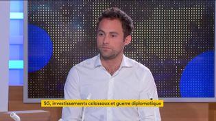 Sébastien Dumoulin (FRANCEINFO)