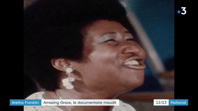 """""""Amazing Grace"""" : le concert mythique et mystique d'Aretha Franklin dévoilé près d'un demi-siècle après son enregistrement"""