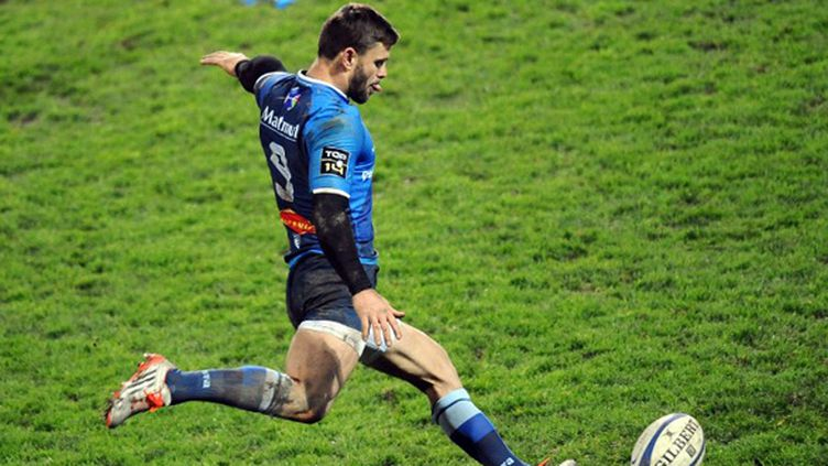 Rory Kockott (Castres Olympique) (REMY GABALDA / AFP)