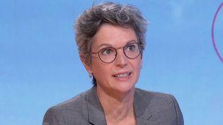 """Primaire écologiste : """"L'écologie radicale est la seule manière de nous protéger"""",selonSandrine Rousseau (FRANCE 2)"""