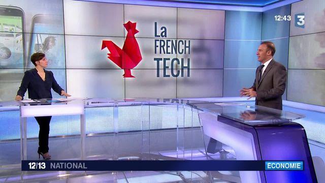 La France cartonne au salon des hautes technologies de Las Vegas