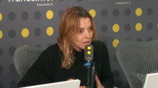 """Anaïs Bouton, présentatrice de """"Zemmour et Naulleau"""" sur Paris Première. (RADIO FRANCE)"""