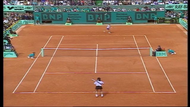 Roland-Garros 2021 : il y a 30 ans, Monica Seles dictait sa loi