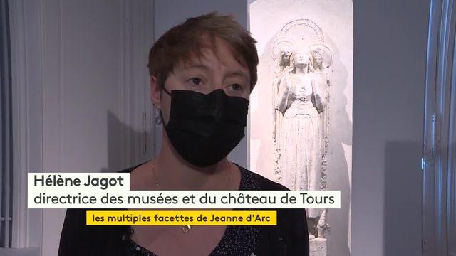 Expo Jeanne d'Arc à Tours