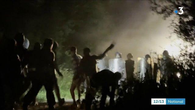 Rave party en Bretagne : un jeune homme perd une main lors d'affrontements avec la police
