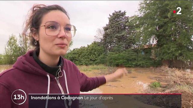 Gard : au lendemain des intempéries, des habitants toujours inondés