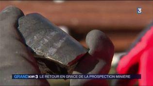 Ala recherche d'or en Anjou (France 3)