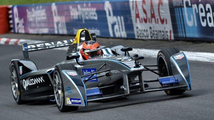 Une Formule E sur le circuit de Pau (MARC DE MATTIA / DPPI MEDIA)