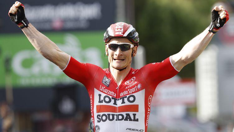 Nouvelle victoire pour Greipel (LUK BENIES / AFP)