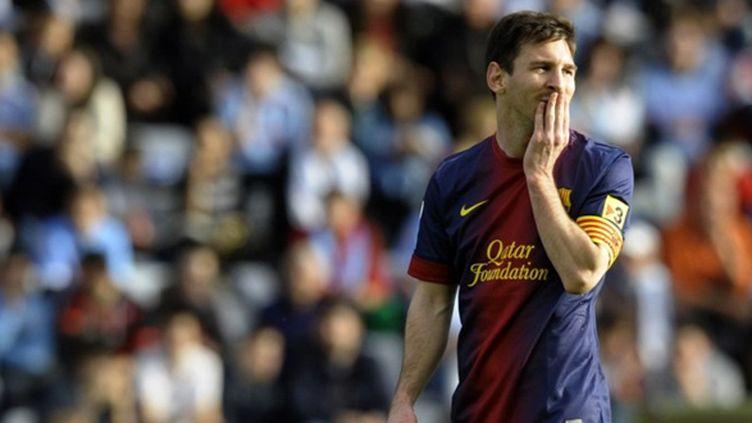 Lionel Messi (Barcelone)