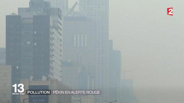 Pollution : Pékin suffoque encore