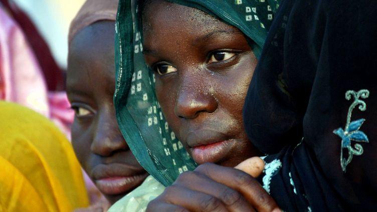 Femmes sénégalaises au pélerinage annuel de Touba, à 200 km de Dakar. C'est dans cette ville qu'a éclaté «l'affaire Ndeye Coumba Diop» fin juillet 2018. (Photo Reuters/Fibarr O'Reilly)