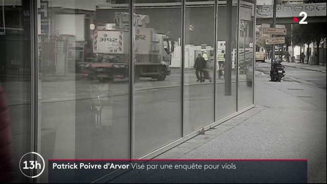 Patrick Poivre d'Arvor : le journaliste visé par une enquête pour viols
