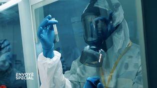 En 2012, une mystérieuse maladie ressemblant à une pneumonie sévère avait déjà fait des morts en Chine (ENVOYÉ SPÉCIAL  / FRANCE 2)