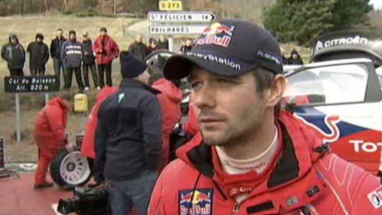 Sébastien Loeb en interview
