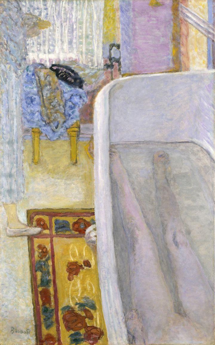 Toutes Les Couleurs De Pierre Bonnard Au Musee D Orsay