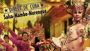 L'affiche d'Havana Tropical  (Le grand ballet de Cuba)