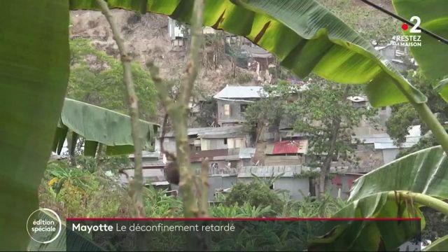 """VIDEO. Le déconfinement est """"reporté"""" à Mayotte, où le coronavirus circule """"activement"""