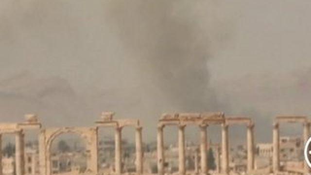 Syrie : Palmyre tombe aux mains de l'Etat islamique